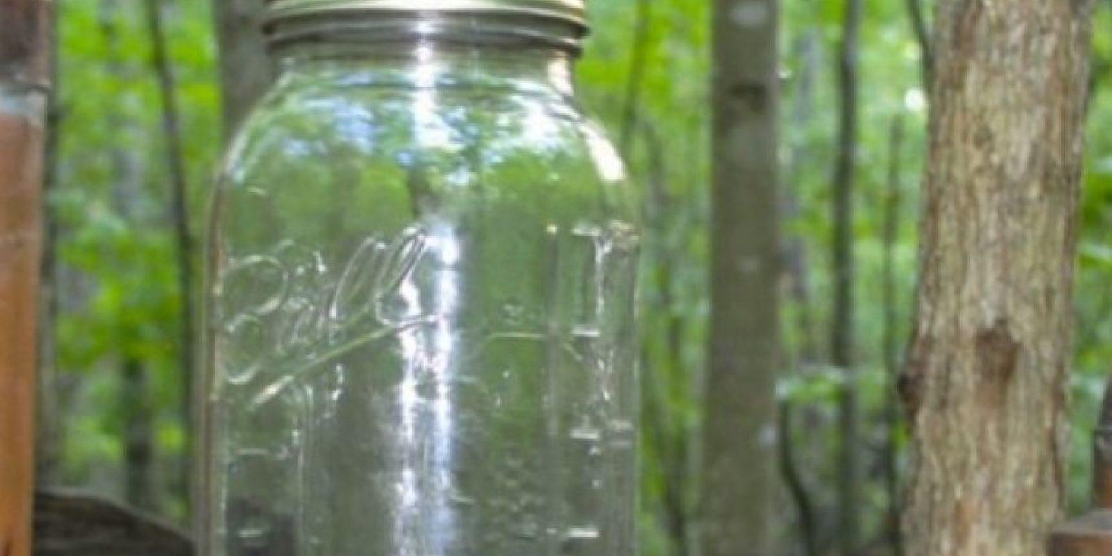 Moonshine. Es una bebida que tiene 95% de alcohol. Se usan bacterias para poder destilar este líquido