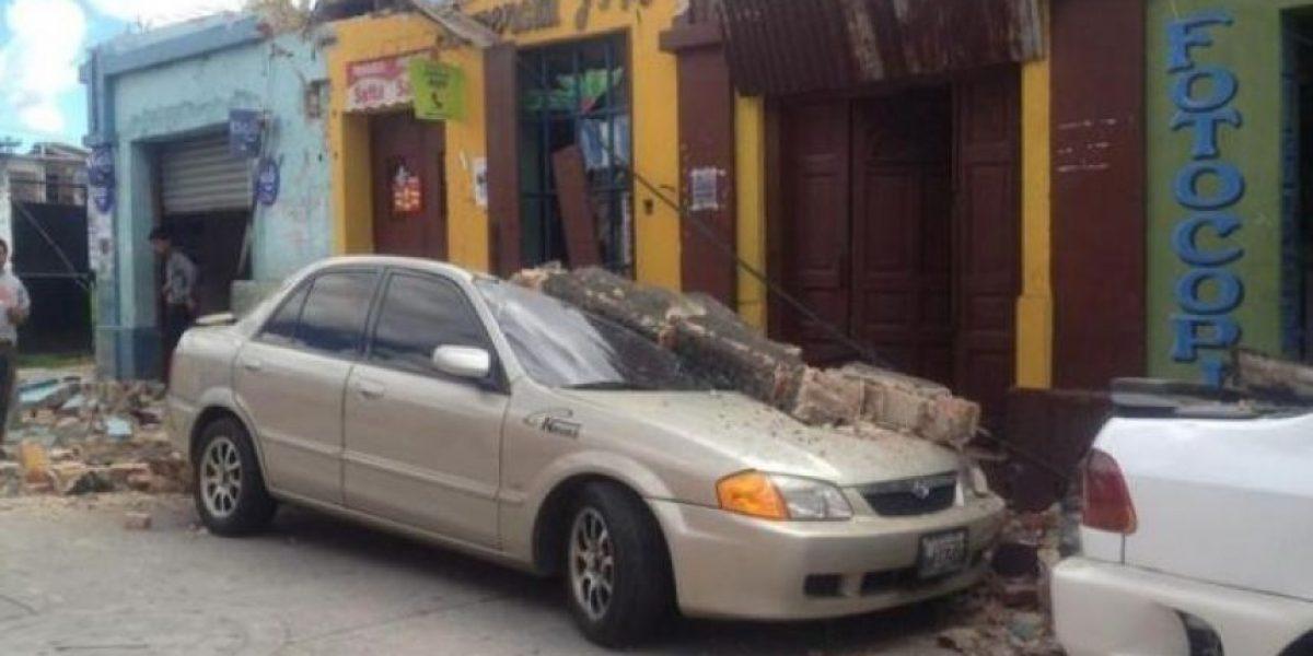 Presidente emite alerta roja para Guatemala