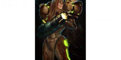 Samus Aran – Metroid