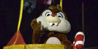 Las ardillas de Alvin. Foto:Juan José López Torres / Publinews