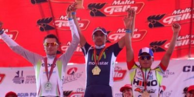 Ecuador gana segunda etapa de la vuelta