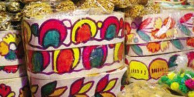 """4. Tentación: """"Los dulces típicos de Guatemala"""". Óscar Mendizábal destacó que su """"tentación"""" son los sabores y colores de los dulces típicos que llevan impregnadas el toque chapín y son propios de las festividades de cada latitud del país."""