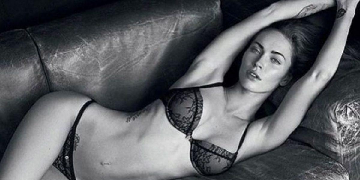 FOTOS: Megan Fox deja los desnudos