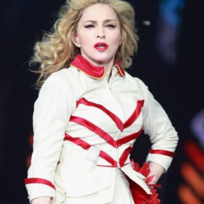 Madonna. Foto: Getty Images