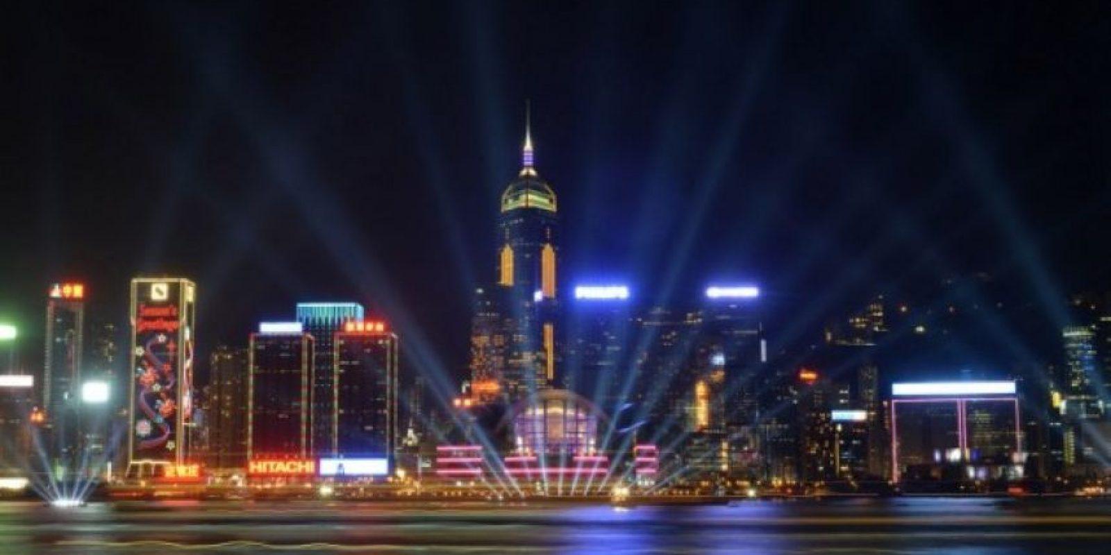 Hong Kong. Foto:AFP