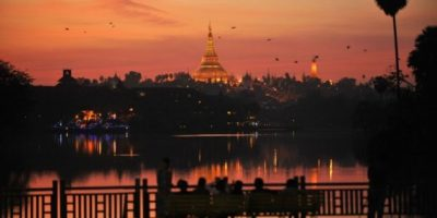 Birmania. Foto:AFP