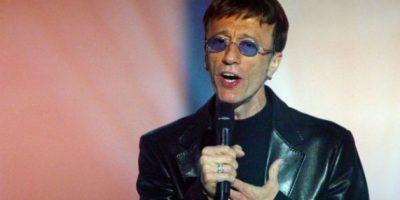 Robin Gibb Falleció el 20 de mayo a los 62 años, tras una larga batalla contra el cáncer. Es el segundo miembro de los Bee Gees en morir en menos de 10 años. Foto Getty Images