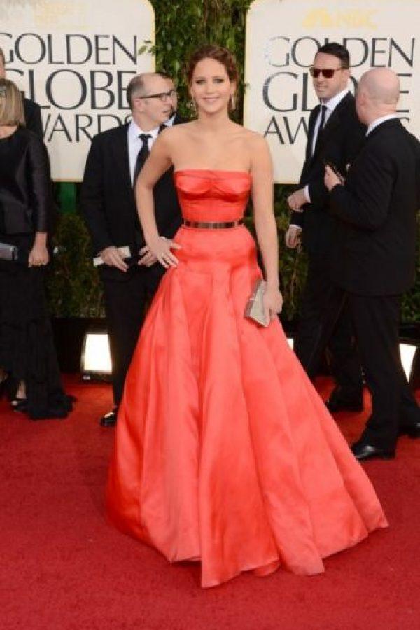 Jennifer Lawrence. Foto:AFP