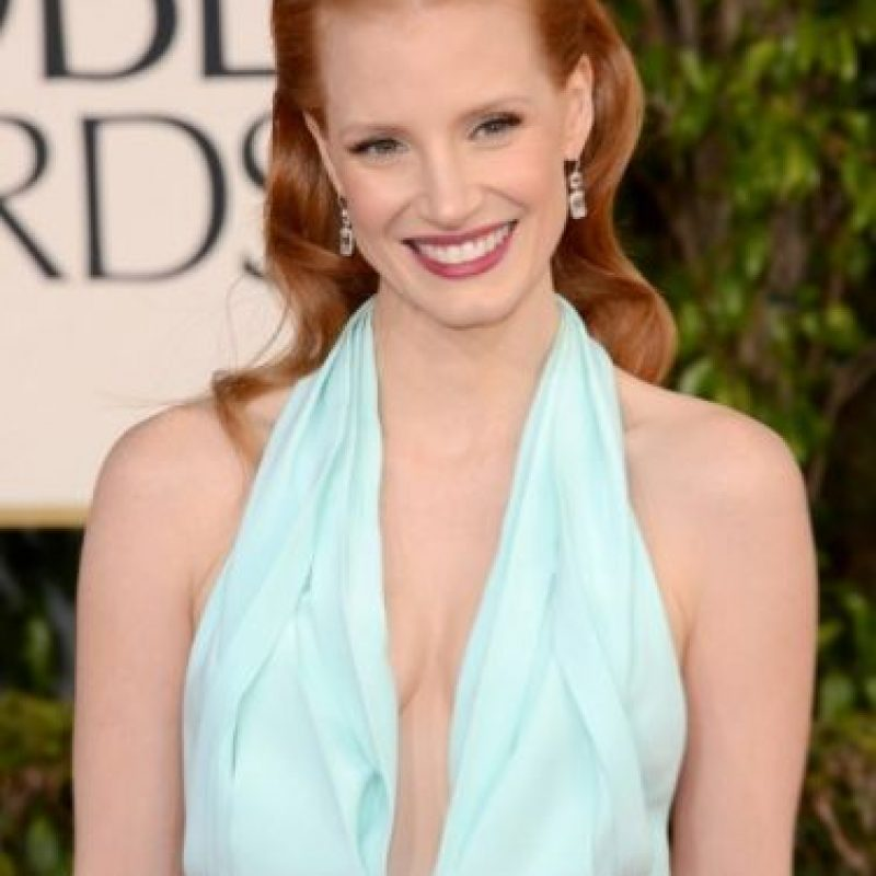 Jessica Chastain. Foto: AFP