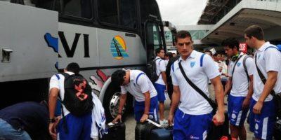 La Selección está en la sede de la Copa Centroamericana