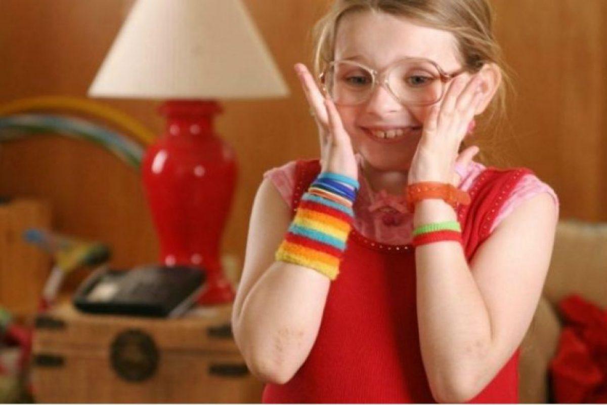 Abigail Breslin, nominada a Mejor Actriz de Reparto por su papel de Olive Hoover en