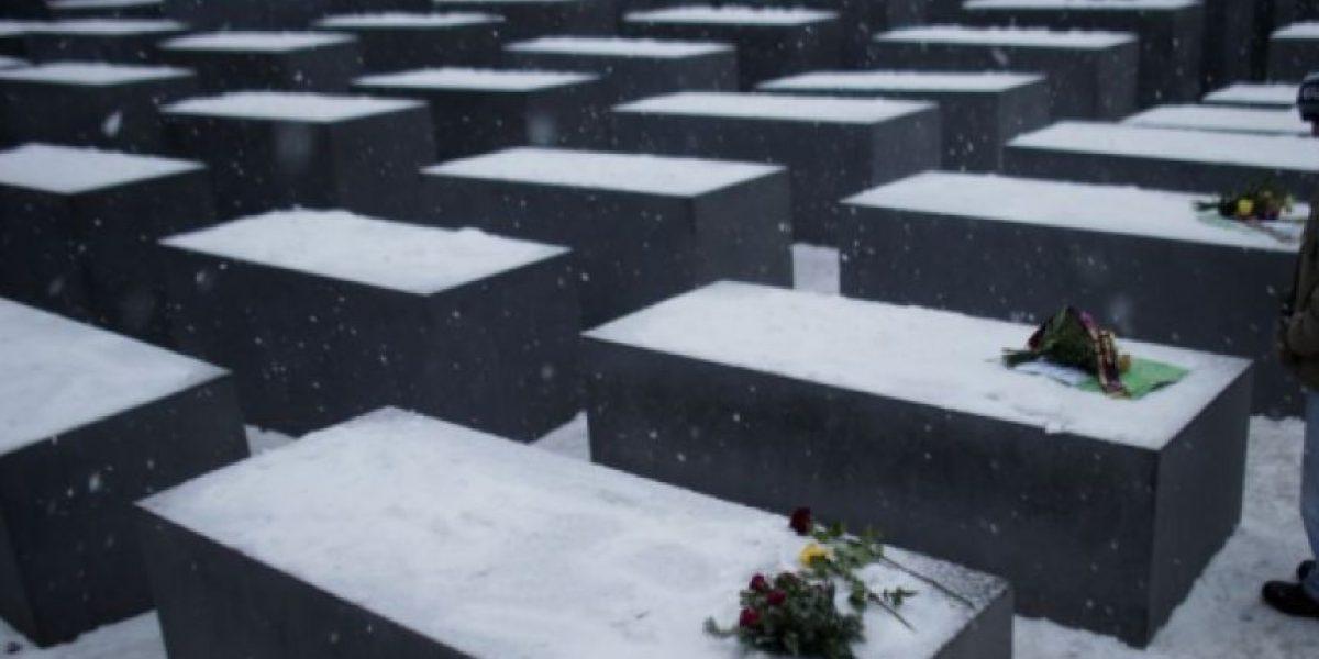 FOTOS: A 68 años del holocausto