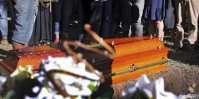 FOTOS.Brasil entierra a víctimas de la disco