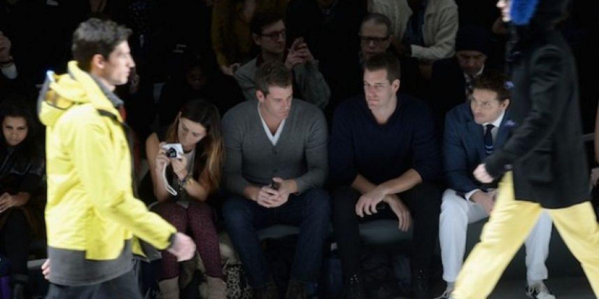 Tormenta  no frena la semana de la moda en NY