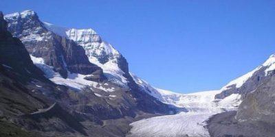 Glaciar Athabasca, Parque Nacional Jasper en Canadá
