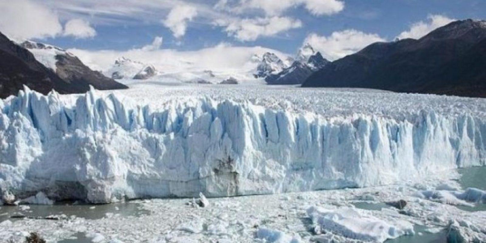 Parque Nacional Los Glaciares en Argentina