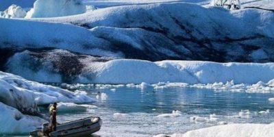 Parque Nacional Skaftafell en Islandia