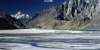 El Glacial de Baltoro en Pakistan