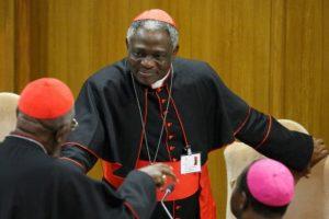 Peter Turkson, de Ghana, tiene 64 años; es el principal candidato africano. Jefe de la oficina de justicia y paz del Vaticano, es el portavoz de la conciencia social de la Iglesia y respalda la reforma financiera mundial. Foto:APA