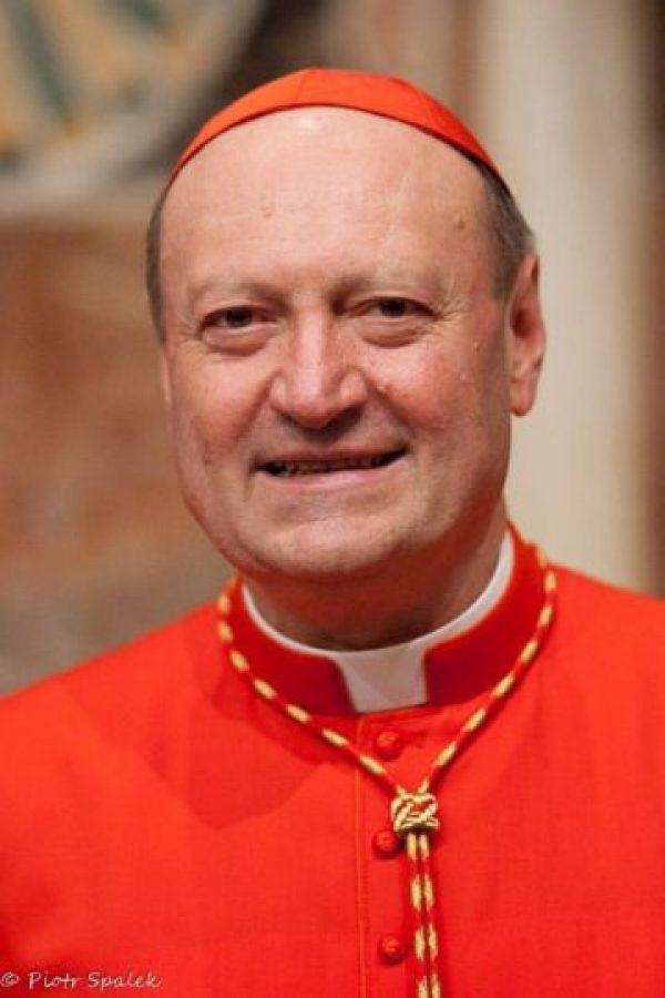 Gianfranco Ravasi, de Italia, tiene 70 años; ha sido ministro de Cultura del Vaticano desde el 2007 y representa a la Iglesia en los mundos de las artes, la ciencia, la cultura e incluso ante los ateos. Foto:AFP