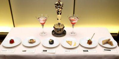 Ya preparan el menú para los Oscar 2013