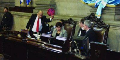 Partido Patriota impone mayoría y conserva comisiones apetecidas