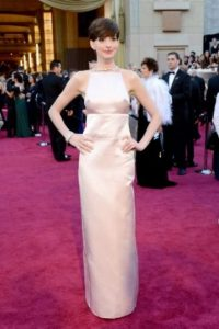 Anne Hathaway, Mejor actriz de reparto