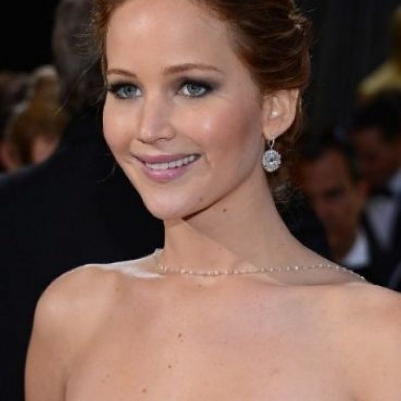 Jennifer Lawrence, Mejor actriz del año