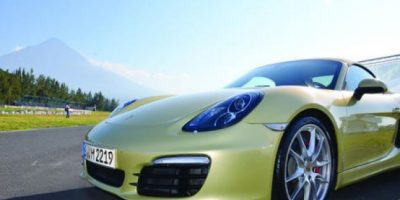 World Roadshow de Porsche en Guatemala