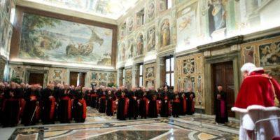 FOTOS. El último día de Benedicto XVI