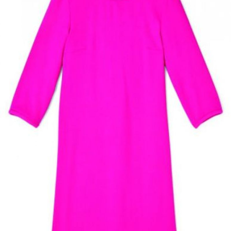 Goat Un vestido de Lola fucsia para combinar US$651.75 www.my-wardrobe.com