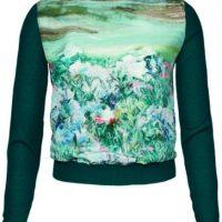 H&M Suéter estampado US$49.95 www.hm.com