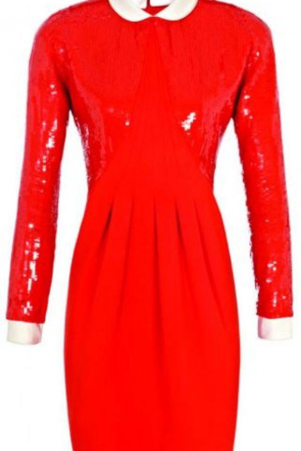Reiss Vestido rojo Alison US$425 www.reiss.com