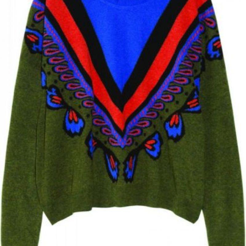 Stella McCartney Suéter de lana US$915 www.net-a-porter.com