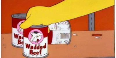 """FOTOS. Cosas raras que """"se venden"""" en Los Simpson"""