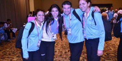 Costa Rica 2013: El grupo cada vez es más grande