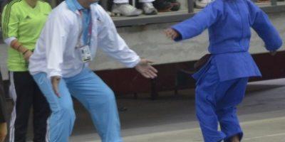 Judoca Solís se hace del primer oro chapín