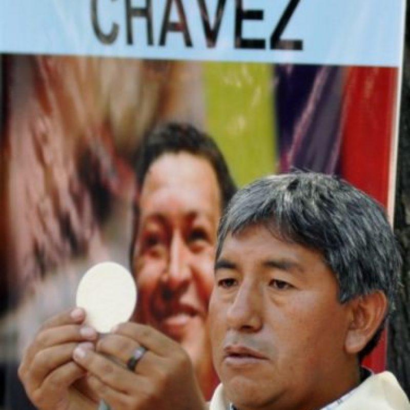Bolivia. Foto:AFP