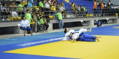 Yennifer Domínguez conquista  medalla de oro en Judo