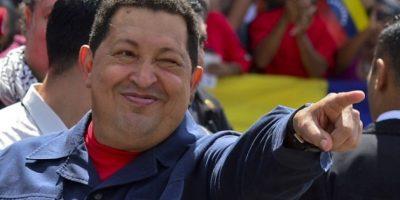 El líder pasea por última vez en las calles de Caracas