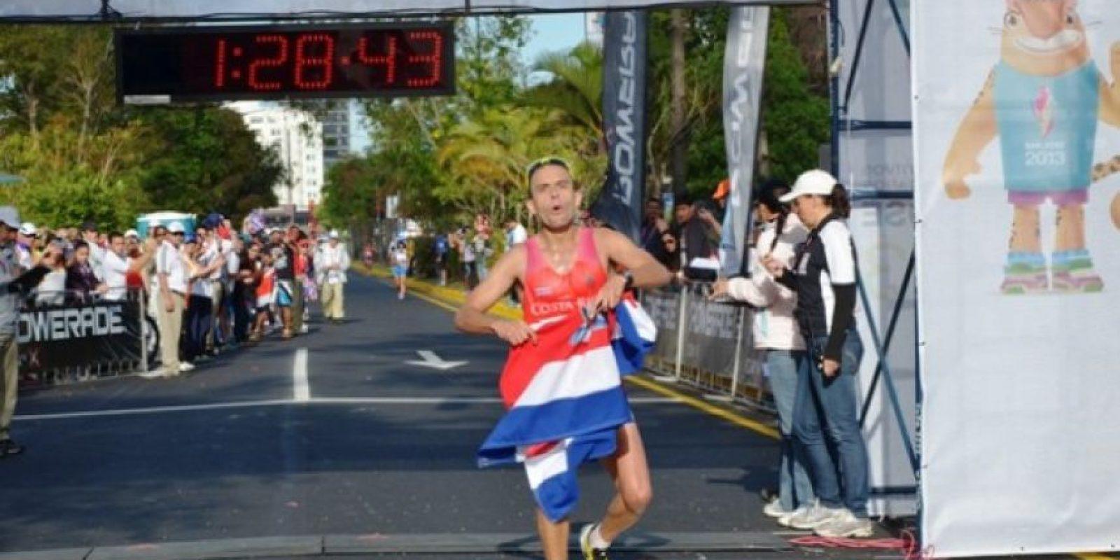 Es costarricense Allan Segura se llevó el oro / Foto:Mynor Arita, enviado especial a San José 2013