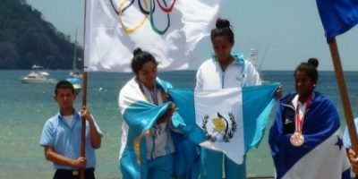 Guatemaltecos dominan las aguas