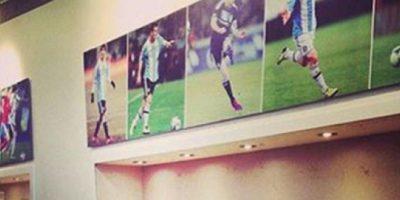 FOTOS: Museo de Lionel Messi