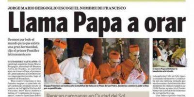 FOTOS. Así se informó el mundo sobre el nuevo papa