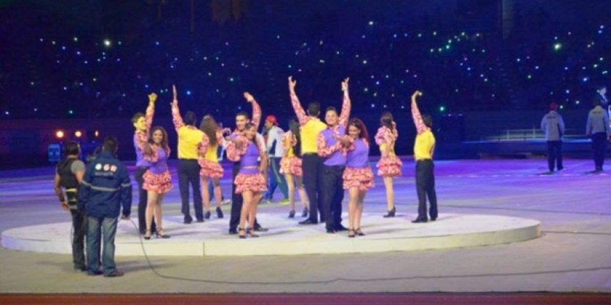 FOTOS: Carlos Vives clausuró los Juegos Centroamericanos