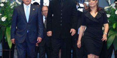 FOTOS. Ricardo Arjona recibe Orden del Quetzal