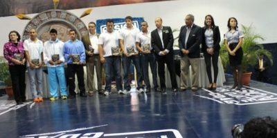 La CDAG premia a los atletas de oro