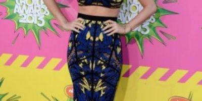"""Katy Perry """"enloquece"""" con su escote en los """"Kids"""" Choice Awards"""""""