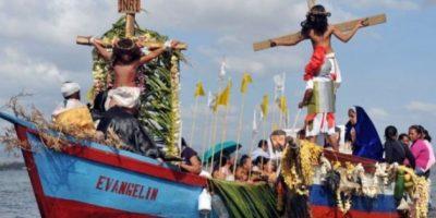 Celebraciones de Semana Santa en todo el mundo
