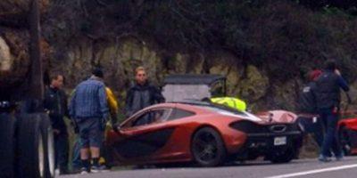 """FOTOS: Set de filmación de """"Need for Speed"""" la película"""
